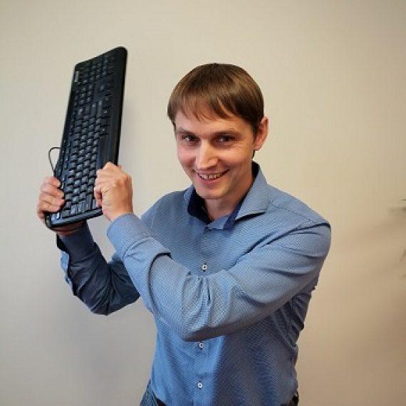 Egidijus Neniskis | Leading product consultant | SOFT4Factoring
