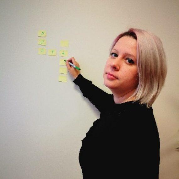 Virginija Salke | Project Manager | SOFT4Factoring